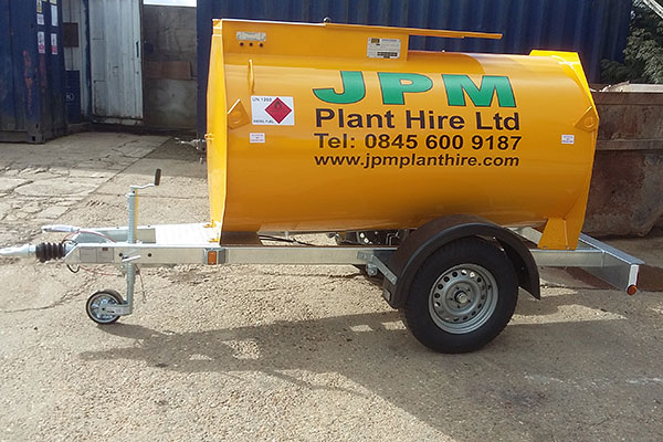 water bowser hire