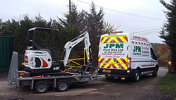 Nationwide plant hire