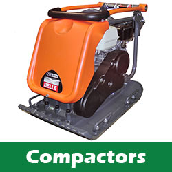 Compactor plate hire