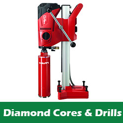 Diamond Core Drill hire