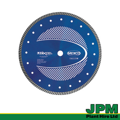 Mexco Diamond Blade - Tool Hire