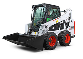 Bobcat Skid-steer loader hire