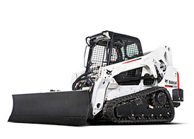 Hire a Bobcat T450 Skid Steer Loader