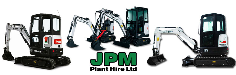 Mini Digger Hire