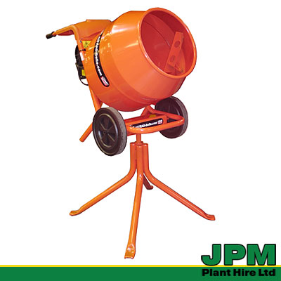 Belle Minimix 150 110v and 240v Cement Mixer hire