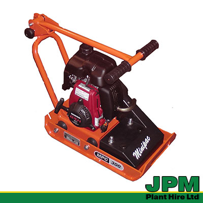 Belle Minipac Compactor Hire