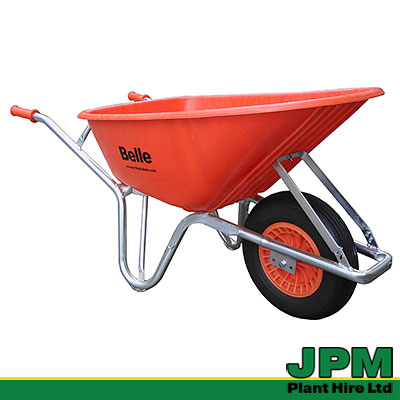 Belle Warrior Wheelbarrow hire