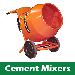 Cement Mixer Hire - Concrete Mixer Hire