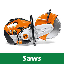Stihl Cut-off saw hire