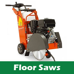 Husqvarna floor saw hire