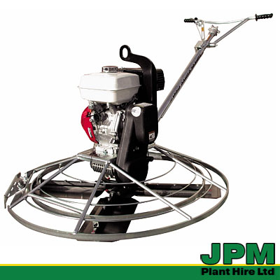 MBW F46 Power trowel Hire