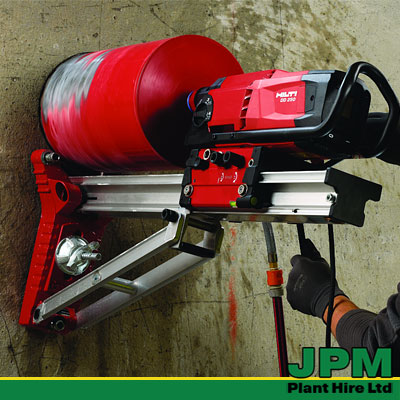 Hilti Diamond Core Drill Hire