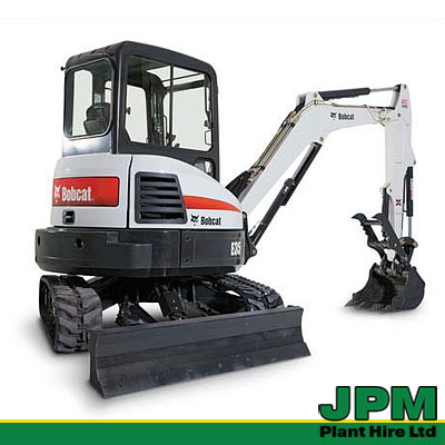 Plant Hire in Barnet