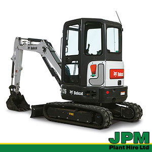 Micro and Mini Digger Hire in Enfield